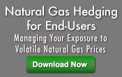 Natural Gas Hedging for End-Users